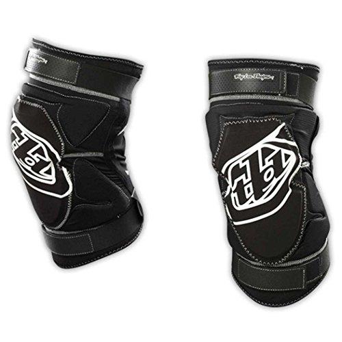 Troy Lee Designs T-Bone Knee Guard Black XSS