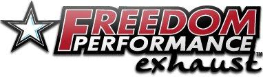 Freedom Performance Amendment Slash-Out Exhaust for Harley Davidson 2008-11 Roc