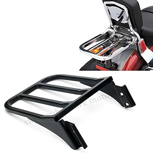 Motorcycle harley sportster sissy bar dyna Backrest harley Luggage Rack For Harley Sportster XL 04-17 Dyna 06-17