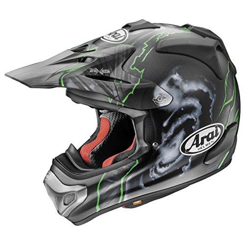Arai VX Pro 4 Barcia Green Helmet size Small