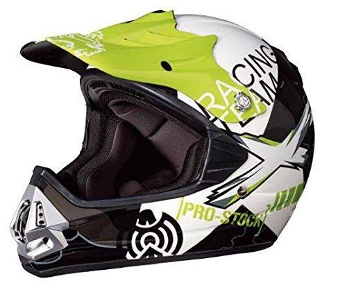 Can-am XP-2 X Race Green Helmet LARGE