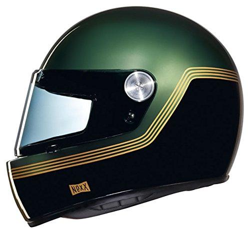 Nexx XG100R Motordrome Green Helmet size 2X-Large