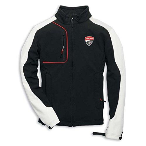 Ducati 981019604 Corse Windproof Textile Jacket - Medium