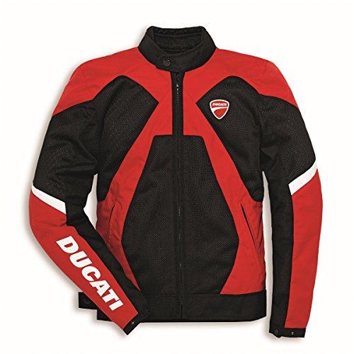 Ducati Mens Summer 2 Fabric Jacket 9810316 (xl)