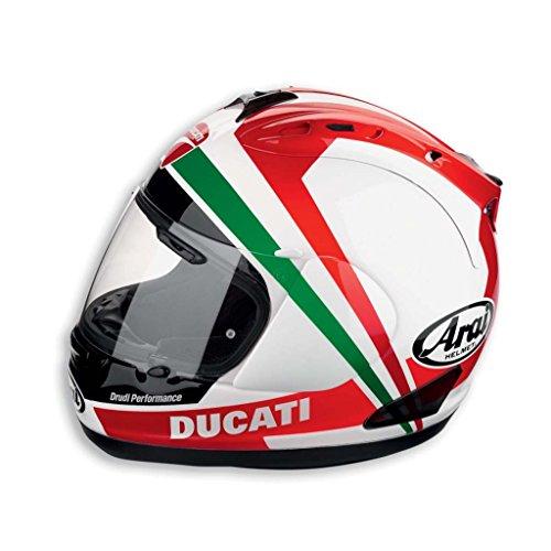 Ducati 981018495 Corse Tricolore Helmet - Large