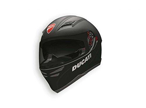 Ducati 981020035 Dark Rider Helmet - Large