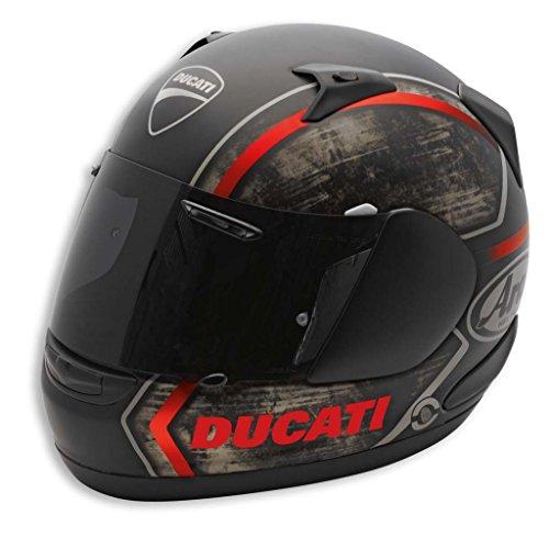 Ducati 981027375 Thunder Helmet - Large