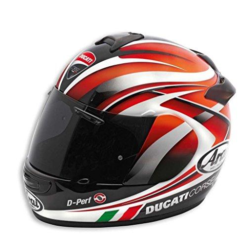 Ducati 981027914 Corse SBK Helmet - Medium