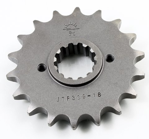 1982-1983 Honda CB750 SC JT SPROCKET 18 TOOTH Manufacturer JT SPROCKET Manufacturer Part Number JTF33918-AD Stock Photo - Actual parts may vary