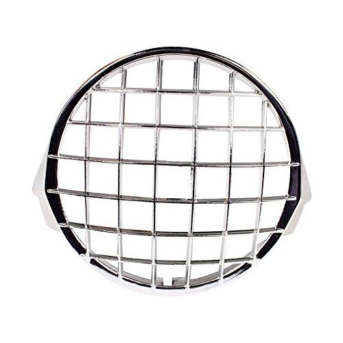 Cuppini Headlight Stone Guard Chrome Stella Vespa PX P Series
