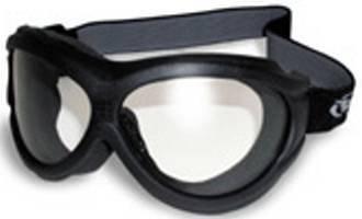 Big Ben Clear Goggles Motorcycle Biker Over Glasses Anti-fog Lenses