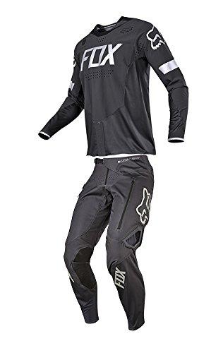 Fox Racing 2018 Legion Combo Jersey Pants Charcoal Mens ATV MX Offroad Dirtbike Motocross Riding Gear