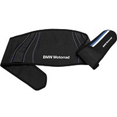 BMW Genuine Motorcycle Motorrad Kidney belt - Color Black - Size EU XL US XL