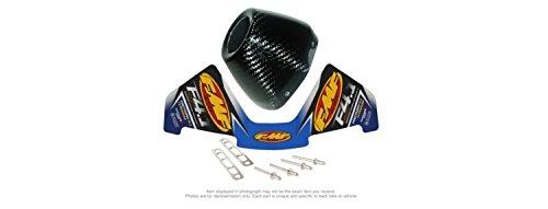 FMF Racing End Cap Kit for Factory 41RCT - Carbon Fiber 040643