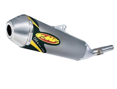FMF Racing Q4 Spark Arrestor Slip-On 025173
