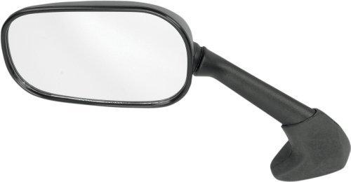 Emgo - Mirror Left Black Yam 20-80532 Pu