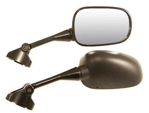 Emgo Mirror Left Black for Honda VFR800 Interceptor 02-08