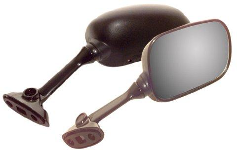 Emgo Mirror Left Black for Suzuki GSF Bandit 1200 01-05
