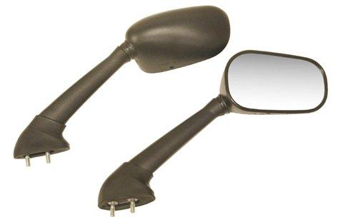 Emgo Mirror Left Black for Yamaha FZ6 FZ-6 07-08