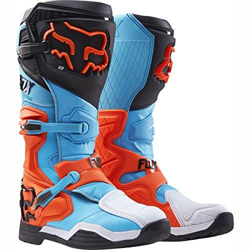Fox Racing 2016 Comp 8 Mens Off-Road Motorcycle Boots - Aqua  Size 11