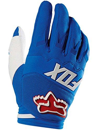 Fox Racing 2016 Dirtpaw Race Mens MotoX Motorcycle Gloves - Blue  Medium