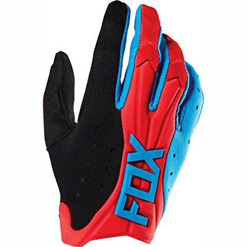 Fox Racing 2016 Flexair Race Mens MotoX Motorcycle Gloves - Blue  X-Large