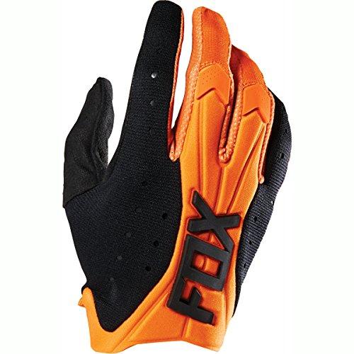 Fox Racing 2016 Flexair Race Mens MotoX Motorcycle Gloves - Orange  Large