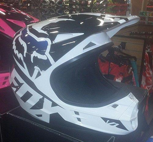 Fox Racing 2016 V1 Helmet Black Size XS 14400-001-XS