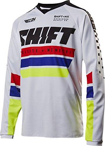 2017 Shift Recon Phoenix Jersey-White-S