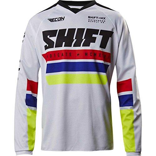 2017 Shift Recon Phoenix Jersey-White-XL