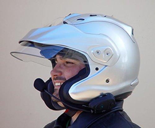 J&M Performance Series Bluetooth Helmet Headset - Universal Style HS-WLS465-UNV