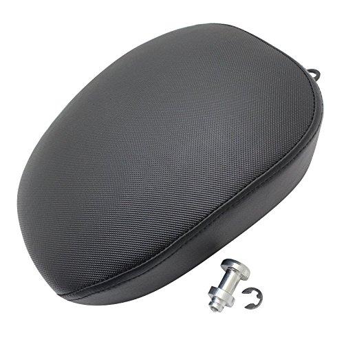 Rear Passenger Pillion Pad Seat For Harley Sportster XL1200X 883 72 48 XL1200V 2014 2015