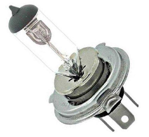 OCTANE LIGHTING 12V 5560W H4 Halogen Headlight Car Motorcycle Headlamp 3 Pin Prong Light Bulb 12 Volt