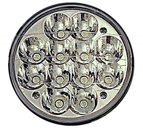 OCTANE LIGHTING 5-34 Hid Cree Led Light Bulb Crystal Clear Motorcycle Headlamp Headlight 12V