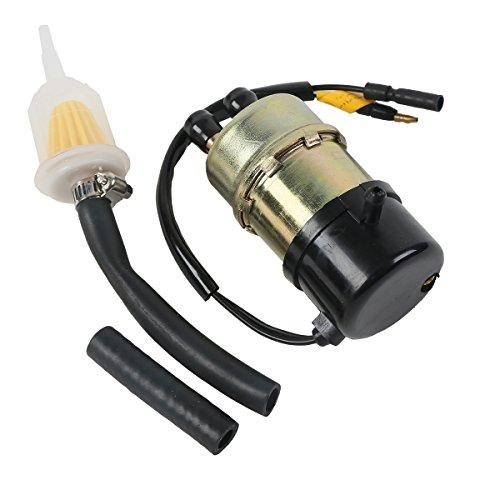 XFMT Fuel Pump Fits Kawasaki MULE 3010 4X4 KAF620 2001-2008 2002 2003 2004 2005 2006 2007 49040-1055