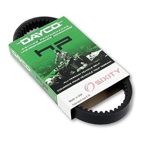 2005-2009 Kawasaki Brute Force 750 Drive Belt Dayco HP ATV OEM Upgrade Replacement Transmission Belts