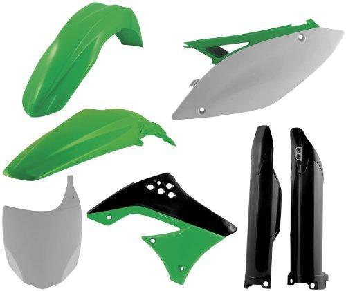 Acerbis Replacement Plastic Kit 10 for Kawasaki KX450F 09-11