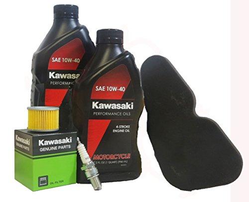 2001-2009 Kawasaki Eliminator 125 Complete Maintenance Kit