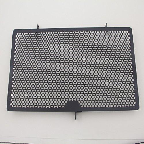 Motorcycle Radiator Guard Cover Grill protector for Kawasaki Z750 Z800 Z1000-Black