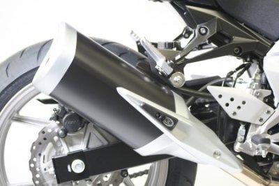 R&G Exhaust Slider Kawasaki Z750 07-  Z750R