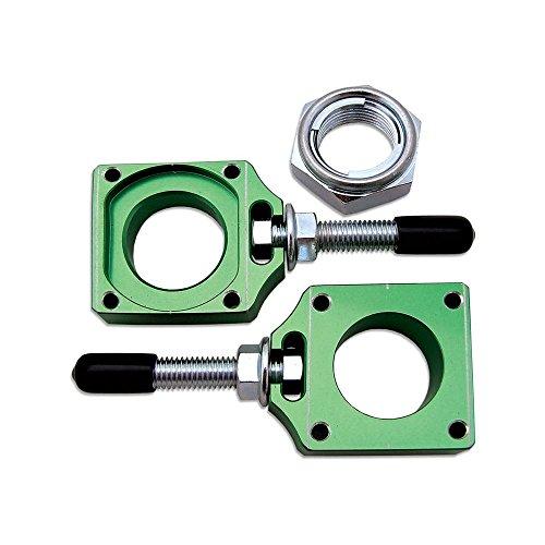 Bolt Chain Adjuster Blocks Kaw Grn 020-00191