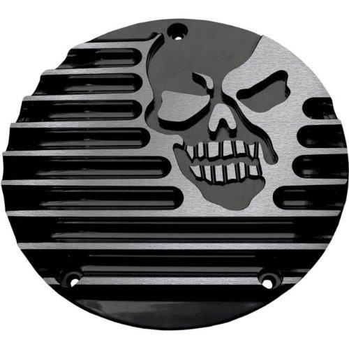 Covingtons Derby Cover - Machine Head - Gloss Black Powdercoat C1074-B