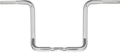 HardDrive 21-369 Chrome 12 Bagger Ape-Hanger Handlebar