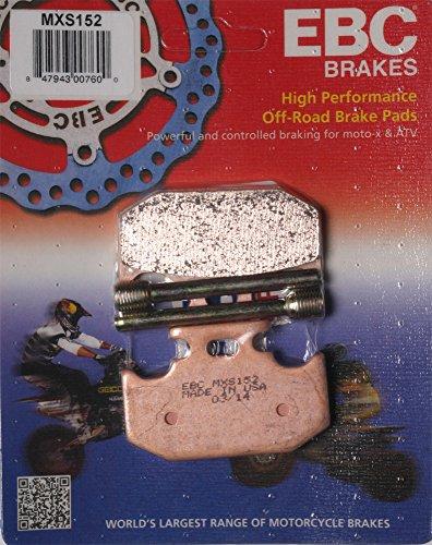 EBC Brake Pads 2004 Kawasaki KDX 220R Disc Brake Pad Set MXS152