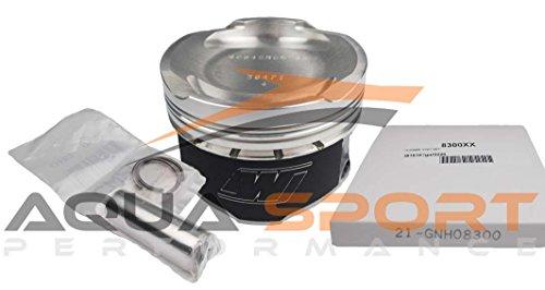 Kawasaki Ultra 260X 260LX 2009-2010 Forged Piston Set 83mm 841