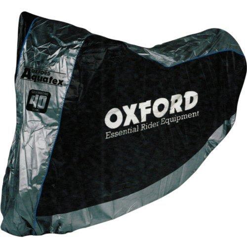 Oxford OF926XA Extra Large Aquatex IndoorOutdoor Motorcycle Cover