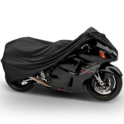 Motorcycle Bike Cover Travel Dust Storage Cover For Kawasaki Ninja Samurai Avenger 250