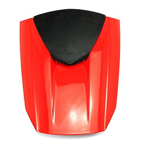 NEVERLAND Pillion Rear Seat Cover Cowl For 2013-2014 Honda CBR600RR CBR 600 RR Red