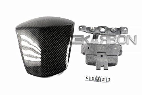 2011 - 2015 Suzuki Gsxr 600 / 750 Carbon Fiber Cowl Seat - 2x2 Twill Weaves