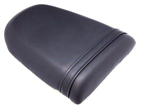 9sparts® Black Synthetic Leather Pillion Passenger Seat Foam Cowl For 2001 2002 2003 Suzuki Gsxr 600 750 Gsxr600